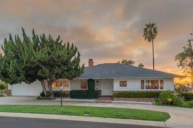 3425 Ridgecrest Drive, Carlsbad, CA 92008 - MLS#: 180060012