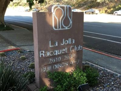 2610 Torrey Pines Rd UNIT C-21, La Jolla, CA 92037 - MLS#: 180060118