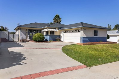 6642 Burgundy Street, San Diego, CA 92120 - MLS#: 180060226
