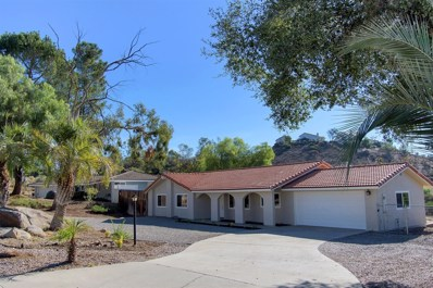 24105 Sargeant Road, Ramona, CA 92065 - MLS#: 180060253