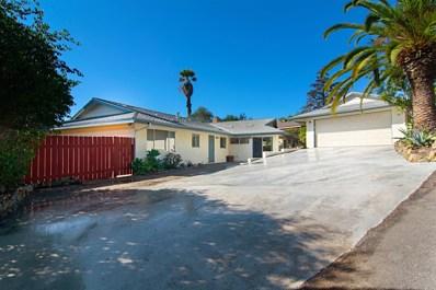6360 Elmhurst Drive, San Diego, CA 92120 - #: 180060257