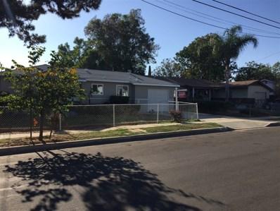 1023 Fern St, Escondido, CA 92027 - MLS#: 180060265