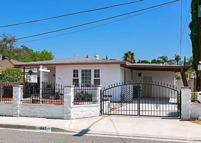 847 W 10th Ave, Escondido, CA 92025 - MLS#: 180060272