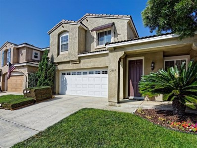 2603 Cactus Trail Ln, Chula Vista, CA 91915 - MLS#: 180060308