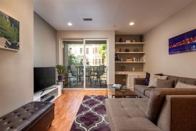 1225 Island Ave UNIT 207, San Diego, CA 92101 - MLS#: 180060355