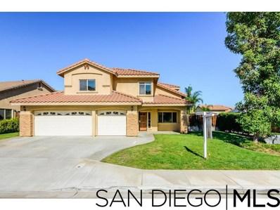 9506 Paseo De Los Castillos, Santee, CA 92071 - MLS#: 180060409