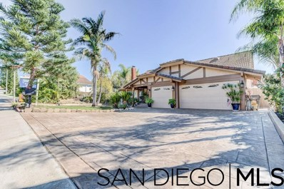 1949 Sonett St, El Cajon, CA 92019 - MLS#: 180060417