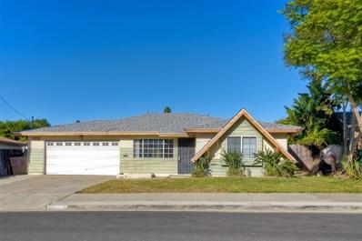 2206 El Monte Dr., Oceanside, CA 92054 - MLS#: 180060420