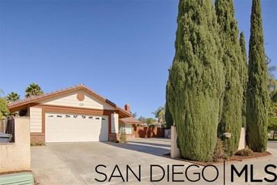 2054 Donahue Dr., El Cajon, CA 92019 - MLS#: 180060425