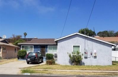 5046 Solola Ave, San Diego, CA 92113 - #: 180060439