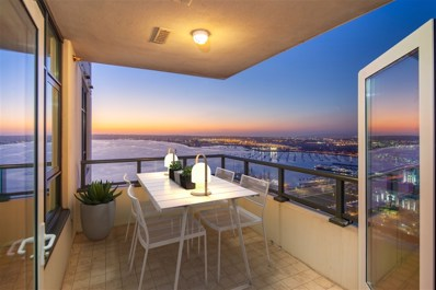 1205 Pacific Hwy UNIT 3203, San Diego, CA 92101 - MLS#: 180060449