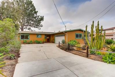 732 Avenida De San Clemente, Encinitas, CA 92024 - MLS#: 180060512