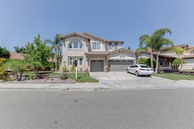 2443 Turning Trail, Chula Vista, CA 91914 - MLS#: 180060567