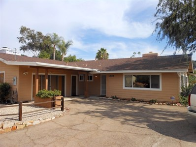 4209 Lovett Lane, La Mesa, CA 91941 - MLS#: 180060608