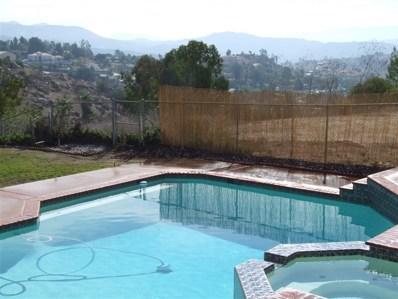 1811 Hidden Mesa, El Cajon, CA 92019 - MLS#: 180060609