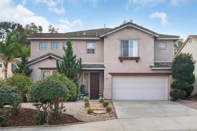 227 Falcon Place, San Marcos, CA 92069 - MLS#: 180060790