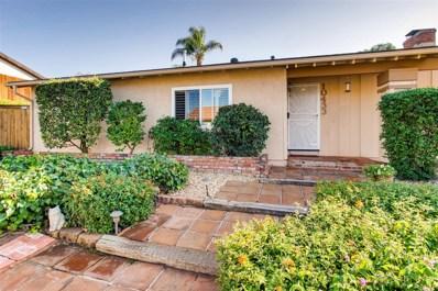10433 La Morada Dr, San Diego, CA 92124 - #: 180060837