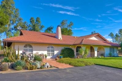 29560 Valley Center Road, Valley Center, CA 92082 - MLS#: 180060844