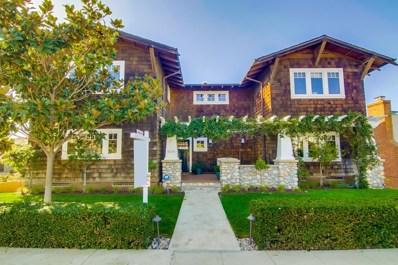 1028 Devonshire Drive, San Diego, CA 92107 - MLS#: 180060858