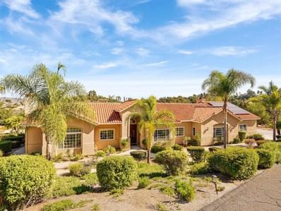 951 River Oaks Lane, Fallbrook, CA 92028 - MLS#: 180060865