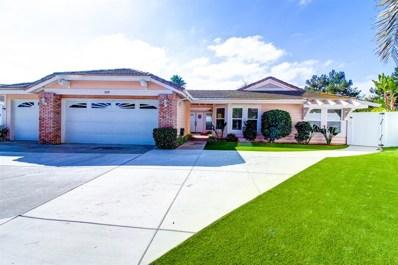 3429 Ashwood Ct, Oceanside, CA 92058 - MLS#: 180060887