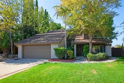 4522 Terraza Ct, San Diego, CA 92124 - MLS#: 180060912