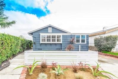 2627 Haller Street, San Diego, CA 92104 - #: 180060915
