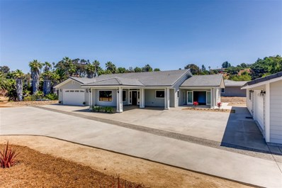 1515 Vale Terrace Drive, Vista, CA 92084 - MLS#: 180060935