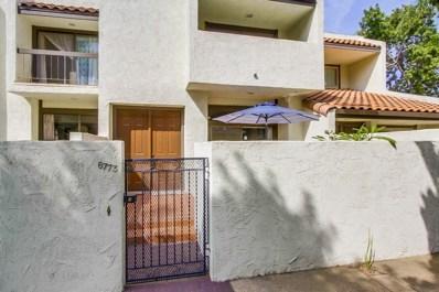6773 Caminito Del Greco, San Diego, CA 92120 - MLS#: 180060967
