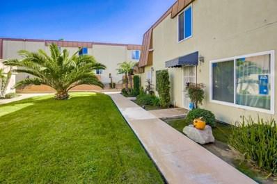 1434 Hilltop Dr UNIT 8, Chula Vista, CA 91911 - MLS#: 180060974