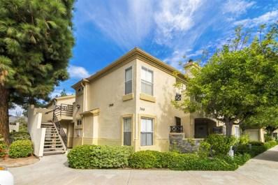 749 Brookstone Rd UNIT 102, Chula Vista, CA 91913 - MLS#: 180061023