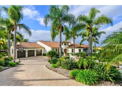 6129 Avenida Del Duque, Rancho Santa Fe, CA 92067 - #: 180061032