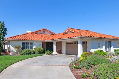 1073 Ridge Heights, Fallbrook, CA 92028 - MLS#: 180061035