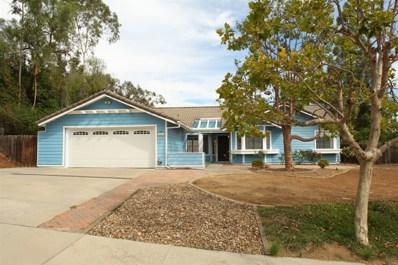1501 Katella Way, Escondido, CA 92027 - MLS#: 180061038