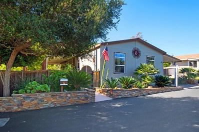 3909 Reche Rd UNIT 34, Fallbrook, CA 92028 - MLS#: 180061041