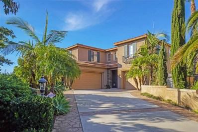 1099 Tesoro Ave, San Marcos, CA 92069 - MLS#: 180061113