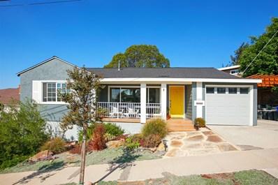 5244 Alcorn Place, San Diego, CA 92115 - MLS#: 180061134