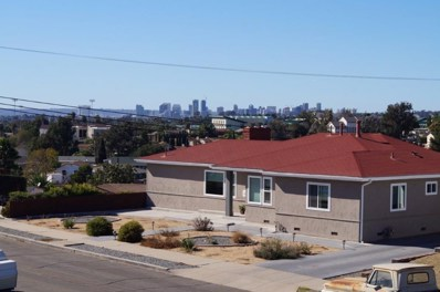 5261 Velma Ter, San Diego, CA 92114 - MLS#: 180061202