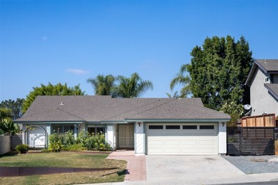 3585 Hatfield Circle, Oceanside, CA 92056 - MLS#: 180061253