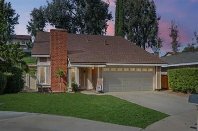 280 Boleroridge Place, Escondido, CA 92026 - MLS#: 180061276