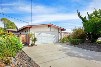 14155 Halper Road, Poway, CA 92064 - MLS#: 180061282