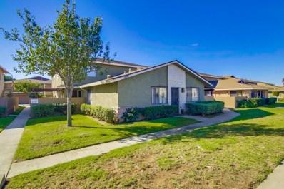 2805 Iris Ave UNIT D, San Ysidro, CA 92173 - MLS#: 180061312