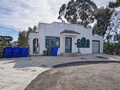 3825 Eagle St, San Diego, CA 92103 - MLS#: 180061342
