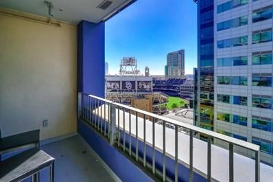 321 10th Ave UNIT 1206, San Diego, CA 92101 - MLS#: 180061349