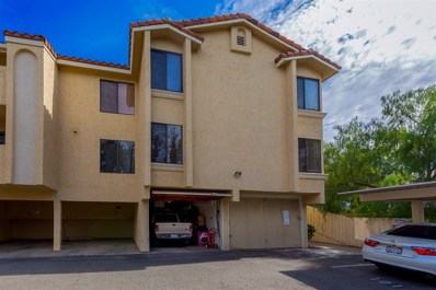 8731 Graves Ave UNIT 7, Santee, CA 92071 - MLS#: 180061360