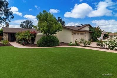 976 Corte Maria Ave, Chula Vista, CA 91911 - MLS#: 180061378