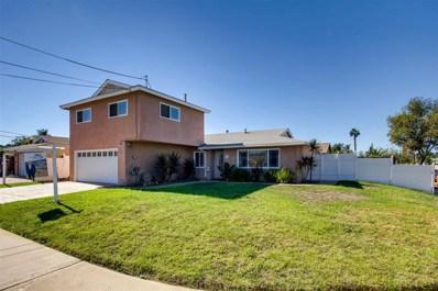 804 Salina St, El Cajon, CA 92020 - MLS#: 180061409