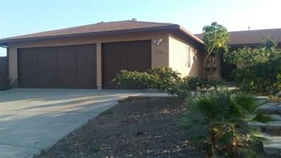 1622 Ravine Rd., Vista, CA 92083 - MLS#: 180061461