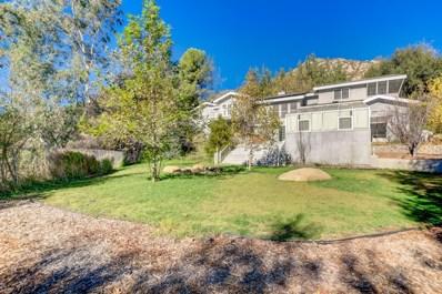 11811 Wildcat Canyon Road, Lakeside, CA 92040 - MLS#: 180061463