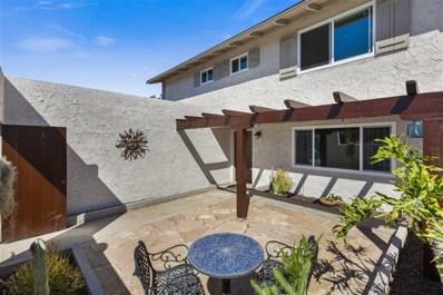 6719 Fisk Ave, San Diego, CA 92122 - MLS#: 180061485